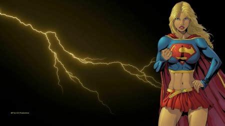 Anime Lightning Wallpaper - supergirl lightning wallpaper other anime background