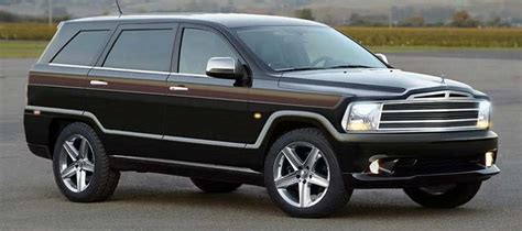 jeep grand wagoneer concept price  specs preview