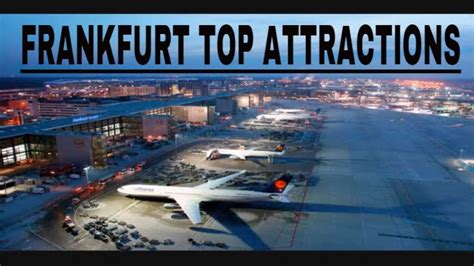 travel tips places visit attractions frankfurt