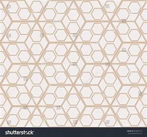 Complex Geometry Pattern Triangle Circle Rhombus Stock ...