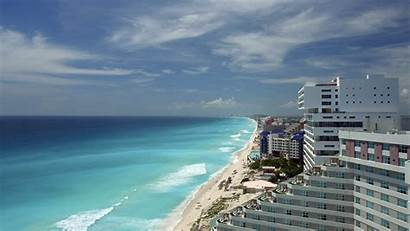 Cancun Mexico Beach Desktop Wallpapers 1920 1080