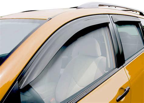 wade slim line window deflectors wade wind visors ship free