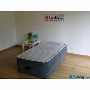 Matelas 1 Personne But : matelas gonflable 1 personne intex table de lit ~ Dode.kayakingforconservation.com Idées de Décoration