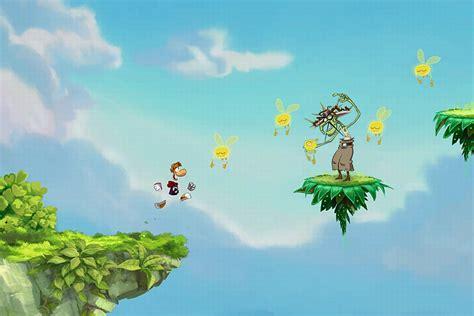 Rayman Fanpage Handy Spiele Phones Games Jeux Pour