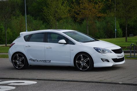 Opel Astra 2010 by Steinmetz 2010 Opel Astra Photo 12 8213