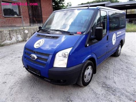 ford transit gebraucht kaufen ford transit tourneo transporter gebraucht kaufen auction