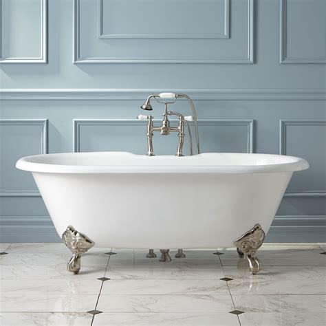cast iron bathtub sanford cast iron clawfoot tub imperial bathroom