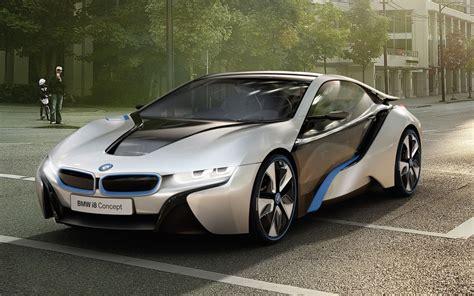 bmw i8 concept first automobile magazine