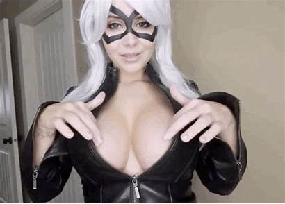 Cosplay Joi Cat Woman Catwoman Tease Tells