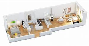 40 more 1 bedroom home floor plans mini pisos With katzennetz balkon mit garden impressions sonnenschirm hawaii