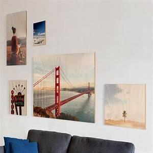 Foto Auf Holz : 16 einzigartige geschenke aus holz fancy gifts ~ Watch28wear.com Haus und Dekorationen