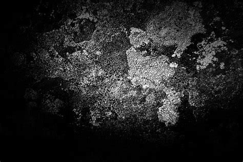 Free photo: Dark Grunge Texture Black Damaged Dark