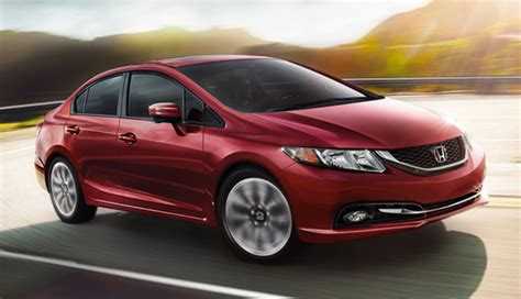 2014 Honda Civic Lx Sedan Cvt Review Canada