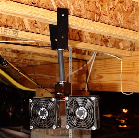 crawl space ventilation fans crawlspace moisture control and repair kent island