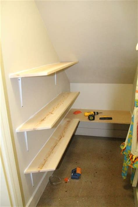 stairs closet and stairs on