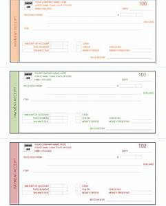 payment receipt template 5 quick receipt maker formats With receipts for payments template