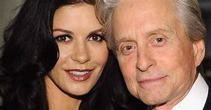 Michael Douglas Says Surviving Cancer Fixed His Marriage ...