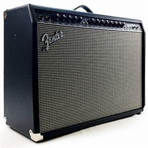 Fender Champion 100 2x12 U0026quot  100 Watt Guitar Combo Amp