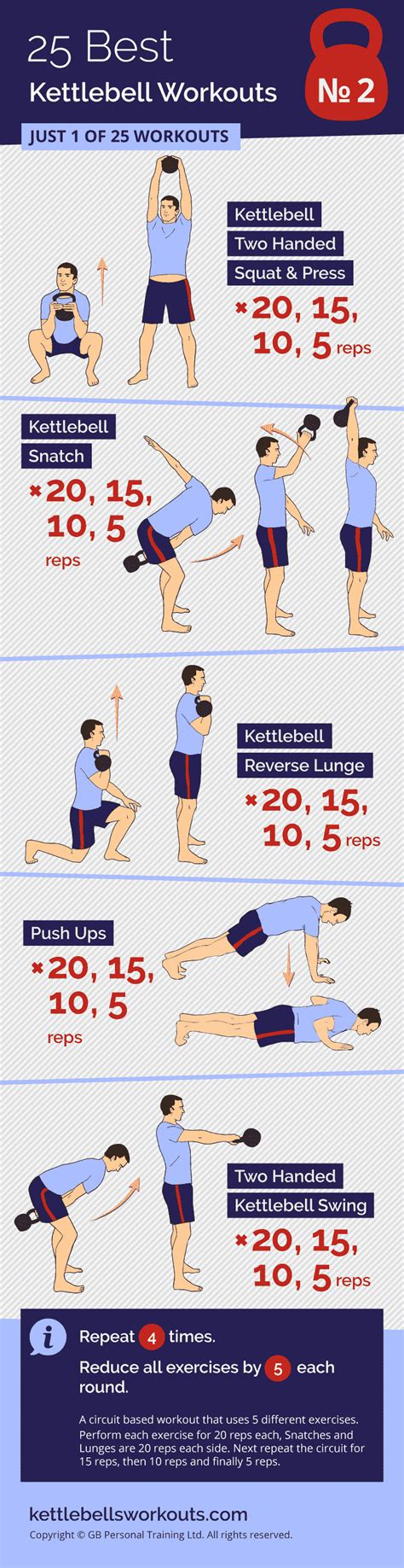 circuit kettlebell take kettle bell workout workouts kettlebellsworkouts body training five exercise snatch strength artikkeli