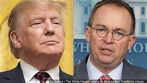 Mulvaney refuses to testify before House impeachment inquiry