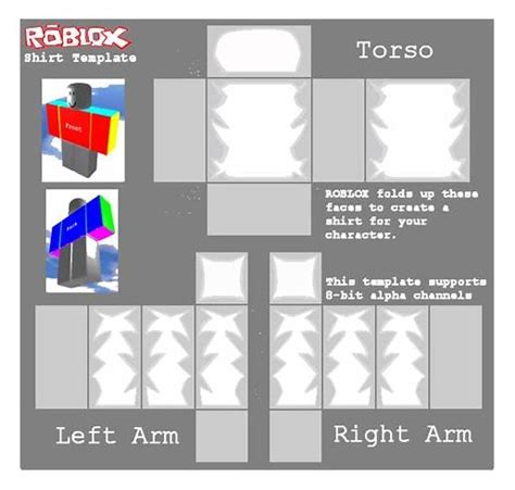 roblox shirt template  strucidpromocodescom
