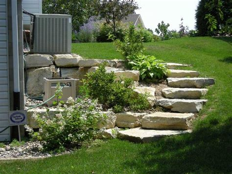 landscaping a small hill landscaping ideas for front yard on a hill garden design