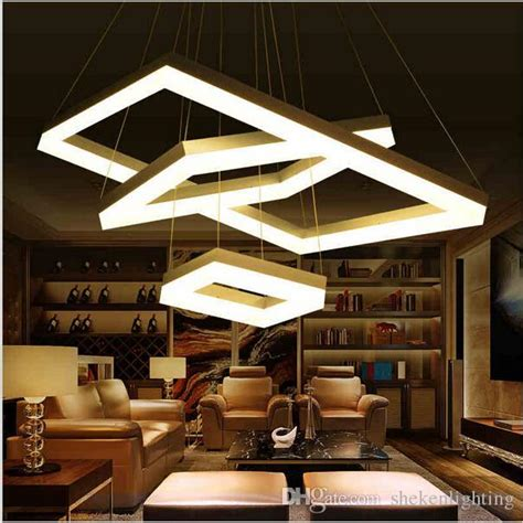 Led Lighting In Dining Room by Discount Modern Led Pendant Lights For Dining Room Living
