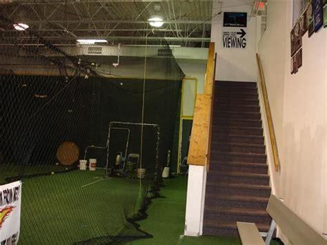 indoor batting cage images  pinterest indoor