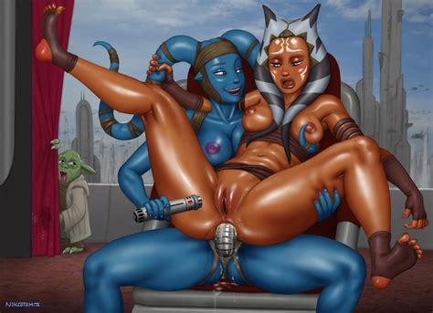 image 2526409 aayla secura ahsoka tano clone wars nihaotomita star wars twi lek yoda togruta