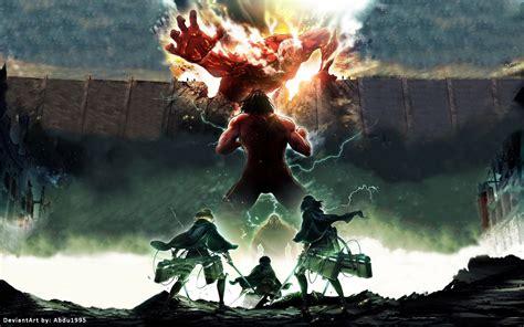 Anime Wallpaper Attack On Titan - shingeki no kyojin season 2 hd wallpaper background
