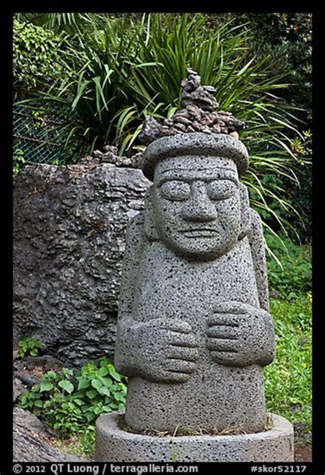 picturephoto dol harubang statue seogwipo jeju island