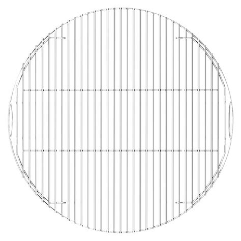 grillrost 57 cm kingstone grillrost geeignet f 252 r kugelgrill 57 cm