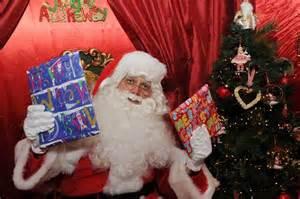 reading grotto lets children meet santa get reading