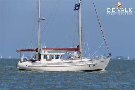 Fisher motor sailers, guernsey, channel islands. FISHER 37 motorsailer for sale | De Valk Yacht broker