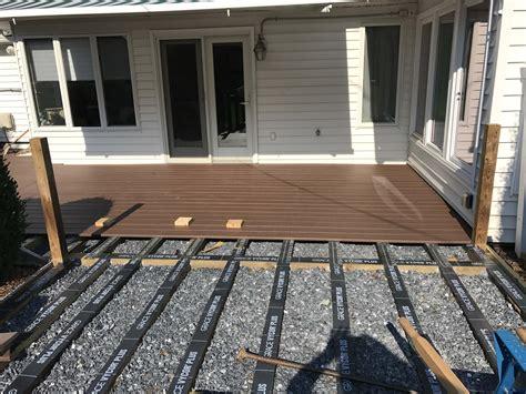 bowie composite deck bowie md professional building