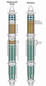 A340 500 Seating Chart A340 Seat Map World Map 07
