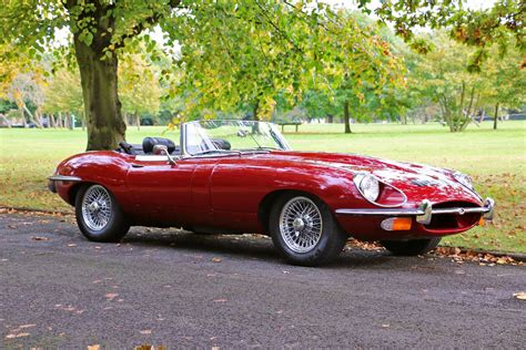 Jaguar E Type For Hire In Weybridge Bookaclassic