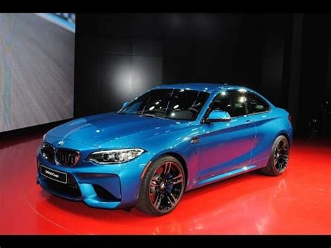 2018 Bmw M2 Youtube