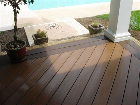 Azek Pvc Decking Colors by Low Maintenace Decks Archadeck Of Central Ga