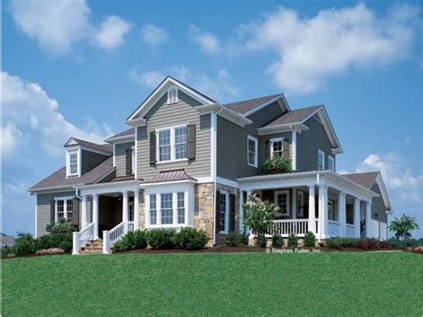house plans country farmhouse eplans country house plan elegant farmhouse 2845 square feet and 4 bedrooms from eplans