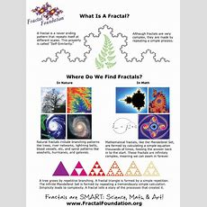 What Is A Fractal? Fractal Recording