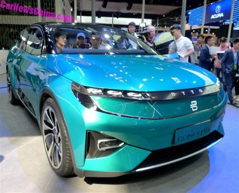 Update Motor Show 2018 : Highlights Of The 2018 Beijing Auto Show Day 1 Part 1