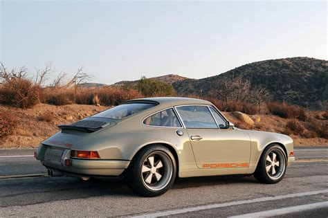 Porche Singer by Chasing Perfection Chris Harris Drivers The Singer 911
