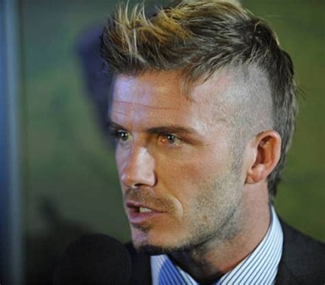david beckham hair inspiration david beckham changing