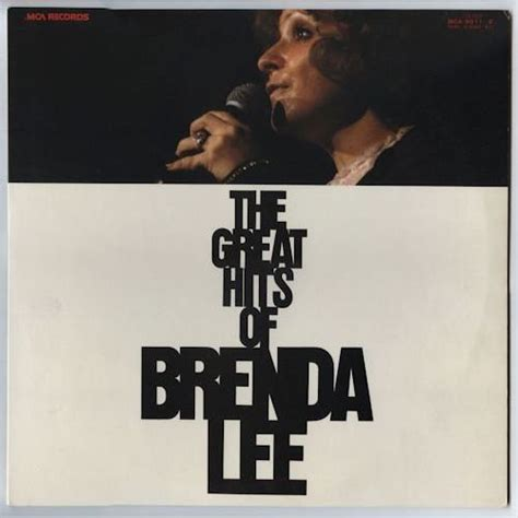 brenda lee hit songs the great hits of brenda lee brenda lee mp3 buy full