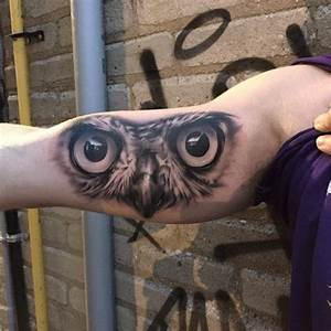 T Rex Design 47 Best Owl Tattoos Of All Time Tattooblend