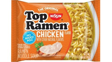 'noodle Zen' Nissin Foods Updates Recipe For Iconic