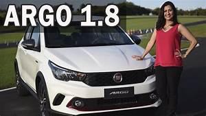 Novo Fiat Argo Hgt 1 8 Autom U00e1tico 2018 Em Detalhes