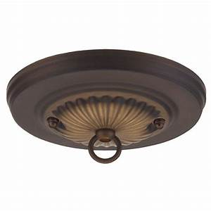 Westinghouse in oil rubbed bronze traditional canopy