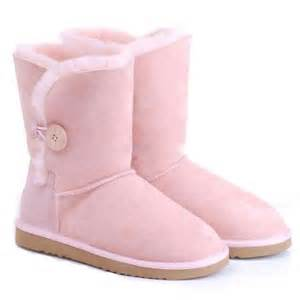 womens pink boots australia ugg bailey button boots 5803 pink baby my style